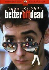Better Off Dead (Dvd, 2002, Sensormatic)