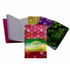 BULK 2-packs of Crayola Mini Journals by Hallmark (288 Notebooks )