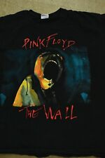 PINK FLOYD T-Shirt : THE WALL SCREAM (L)