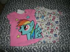 2 Pack Tops Hasbro for Girl 1,5-2 years H&M