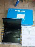"MEDION AKOYA E2225T Notebook 29,5cm/11,6"" Intel Atom x5-Z8350 2GB 64GB USB 3.0"