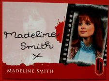 HAMMER HORROR - Madeline Smith - Autograph Card A6-S2 Strictly Ink 2010