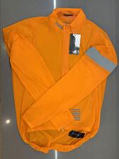 Rapha Men's Pro Team Lightweight Shadow Jacket Orange Medium New With Tag