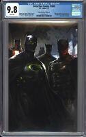 Detective Comics #1000 CGC 9.8 Mattina Wraparound VIRGIN Variant Cover D Edition