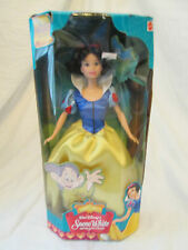 NEW DISNEY CLASSICS SNOW WHITE BARBIE DOLL MY FAVORITE FAIRYTALE COLLECTION