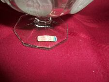 Vintage Fostoria Coin dish For Jelly/Nuts/Sherbert LOT OF 2