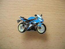 Pin Anstecker Yamaha YZF R6 /  YZFr6blau blue Modell 2008 Motorrad 1085 Moto