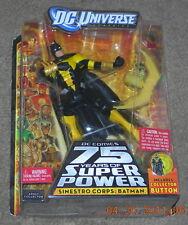 DC Universe Classics 75 Years Super Power Sinestro Corps BATMAN Wave 15 Figure 7