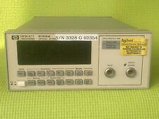Hp 8156A optical attenuator Option 350