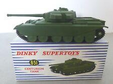 Dinky Toys Army Military Centurion Tank  - Dinky Toys Military Vehicles