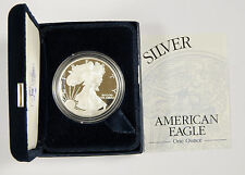2003 Proof Siver Eagle with Box & Certificate >> FREE SHIPPING <<