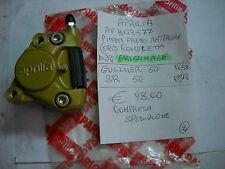 APRILIA PINZA FRENO ANTERIORE ORO COMPLETA D32 ORIGINALE GULLIVER/SR AP8113577