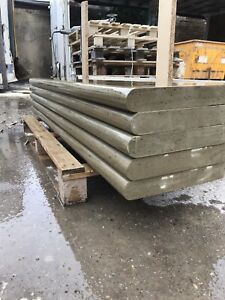 Natural Yorkshire Stone Steps Copings Wall Tops