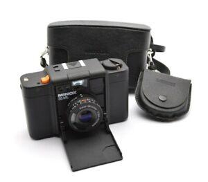 Minox 35 ML Miniatur Kompaktkamera, Color-Minotar 2,8 / 35 mm Lens + Case o22