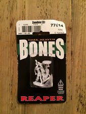 Reaper, Bones, Dark Heaven miniature: Zombie (3)