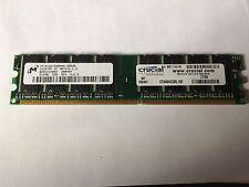 MICRON Memory MT16VDDT6464AG-335GB  512MB SDRAM DDR333