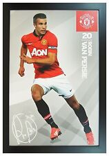 Robin Van Persie (Manchester United) Poster Brand New (160) - rolled in tube