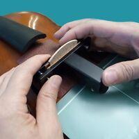 Professional Violin Bridge Redressal Fitting Tool Black Luthier Making Tools New