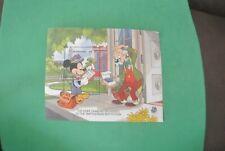 Disney - St. Vincent - 1-Souvenir Sheet