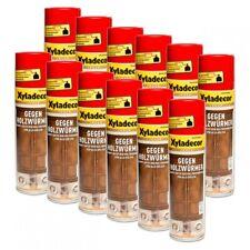 12 x Xyladecor Gegen Holzwürmer 0,25l (ehem. Xylamon) Holzwurmmittel Spray