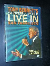 Tony Bennett's wonderful World      DVD    78