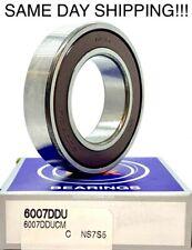 6007 DU NSK Ball Bearing 35x62x14 mm deep groove ball bearing 6007ddu