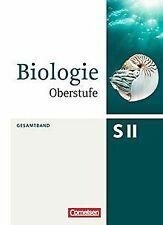 Biologie Oberstufe [3. Auflage] - Allgemeine Ausgabe: Ge...   Buch   Zustand gut