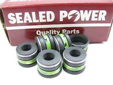 (6) Sealed Power MV-1910 Engine Valve Stem Oil Seals - 1975-1983 GM 231 252 V6