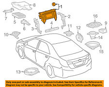 s l225 car & truck dash parts for toyota camry , genuine oem ebay  at bakdesigns.co