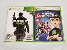 Call of Duty Modern Warfare 3 & Meet the Robinsons Bundle for XBOX 360