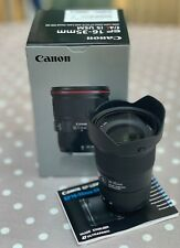 Canon 16-35mm f/4 L IS EF USM Wide Angle Zoom Lens