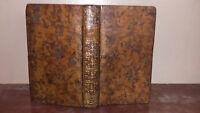1768 REVOLUTIONS DE PORTUGAL M.ABBE DE VERTOT NOUV EDIT BABUTY FRONT  TR.JASPEES