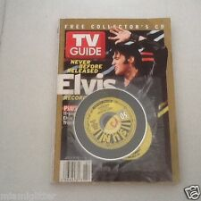 TV GUIDE ELVIS PRESLEY JULY 2004