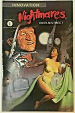 NIGHTMARES ON ELM STREET#1 VF/NM 1991 INNOVATION COMICS
