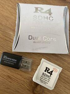 R4 Karte Nintendo DS Modul Dual Core NEU