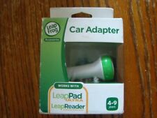 Leap Frog Accessories Car Adapter NEW works with LeapPad Ultra and LeapReader