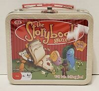 The Story Book Card Game Tall Tale Telling Fun Fundex Collectible Lunch Box Tin