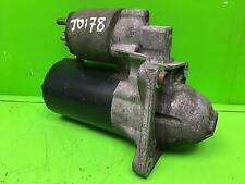 ALFA ROMEO 156 Starter Motor Petrol 1.8 16V BOSCH 0001107066 97-03