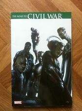 THE ROAD TO CIVIL WAR PAPERBACK SOFT COVER FIRST PRINTING NEAR MINT (F13)