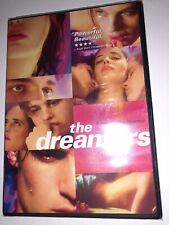 The Dreamers Bernardo Bertolucci - R Rated Version Dvd Brand New Sealed