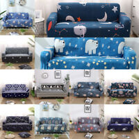 Various Furniture Protector Pets Slipcover 1-3 Seat Quilted Sofa Couch Cover