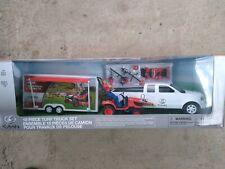 Toy kubota 10 piece turf truck set