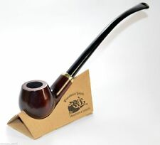 churchwarden long smooth pear tree tobacco smoke pipe from Mr Brog