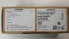 Siemens SINAMICS Control Unit CU230P-2 HVAC / 6SL3243-0BB30-1HA2