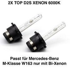 NUOVO 2x d2s 6000k 35w XENON RICAMBIO pere MERCEDES CLASSE M w163