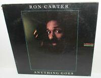 Ron Carter Anything Goes LP Vinyl Record Album Vintage Kudu 25 S1