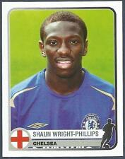 PANINI 1955-2005 CHAMPIONS OF EUROPE- #140-CHELSEA-SHAUN WRIGHT-PHILLIPS