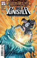 Marvel War of The Realms #1 The Punisher COVER A 1ST PRINT