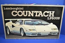 Fujimi 1/16 Lamborghini COUNTACH LP500S (electric motor provisioned)   RC-102