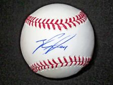 ZACK LEE  SIGNED OFFICIAL MAJOR LEAGUE BASEBALL COA